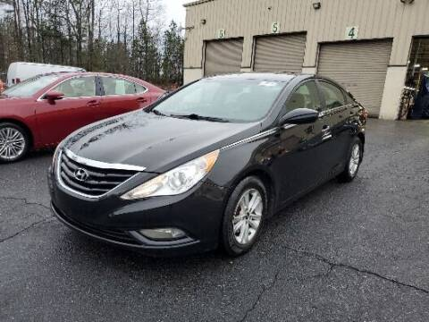 2013 Hyundai Sonata for sale at DREWS AUTO SALES INTERNATIONAL BROKERAGE in Atlanta GA