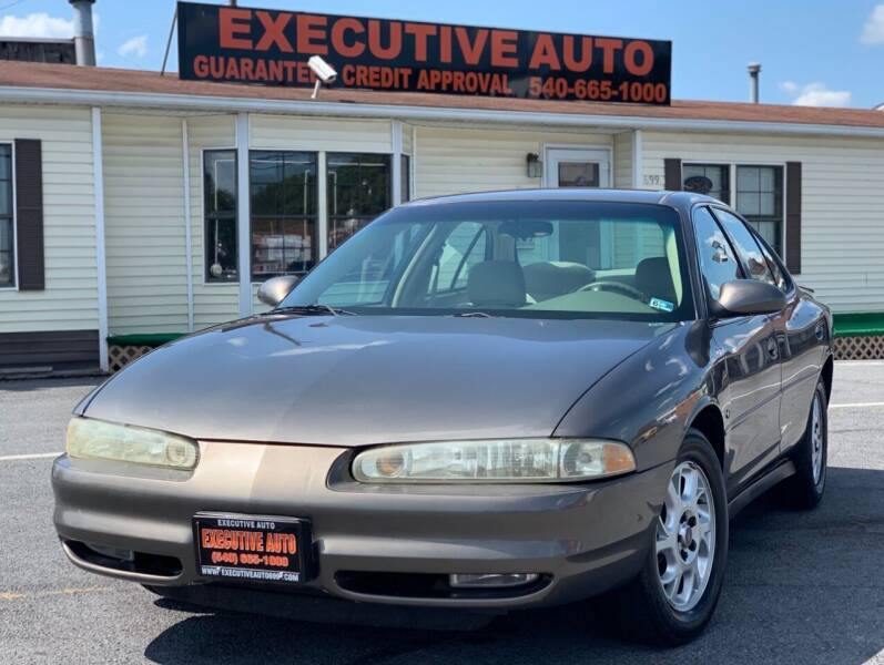 2002 Oldsmobile Intrigue for sale at Executive Auto in Winchester VA