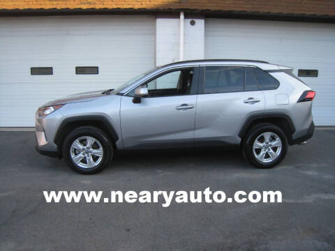 2020 Toyota RAV4 for sale at Neary's Auto Sales & Svc Inc in Scranton PA