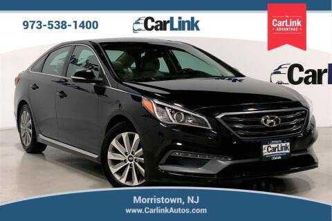 2016 Hyundai Sonata for sale at CarLink in Morristown NJ