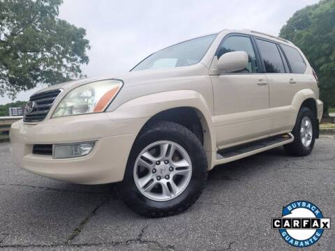 2003 Lexus GX 470 for sale at Carma Auto Group in Duluth GA
