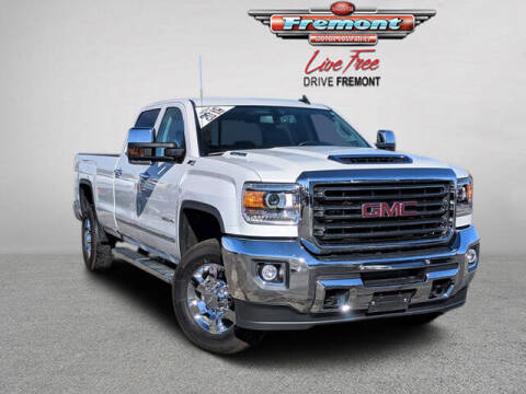 2019 GMC Sierra 3500HD for sale at Rocky Mountain Commercial Trucks in Casper WY