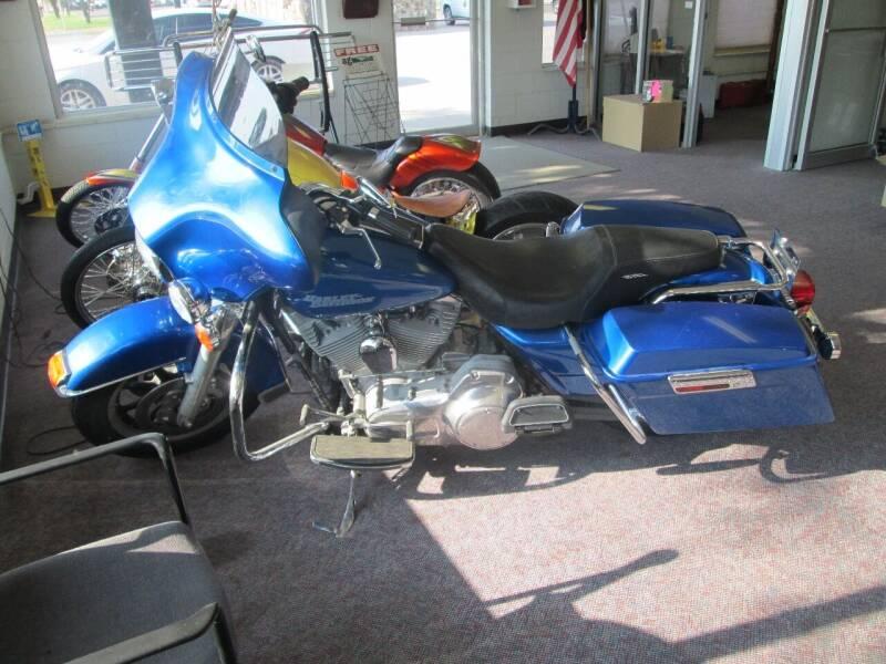 2007 Harley Davidson Electra Glide Standard for sale at Stagner INC in Lamar CO