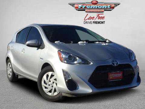 2016 Toyota Prius c for sale at Rocky Mountain Commercial Trucks in Casper WY