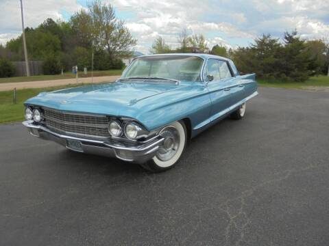 1962 Cadillac Series 62 for sale at D & P Sales LLC in Wichita KS