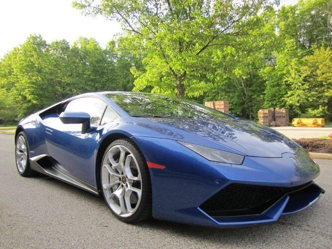 2015 Lamborghini Huracan for sale in Hatfield, PA