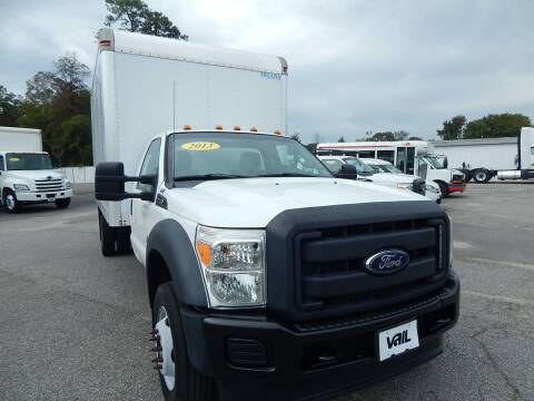 2013 Ford F-450 Super Duty for sale at Vail Automotive in Norfolk VA