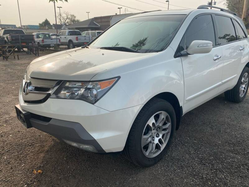 2008 Acura MDX for sale at Martinez Cars, Inc. in Lakewood CO