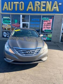2011 Hyundai Sonata for sale at Auto Arena in Fairfield OH