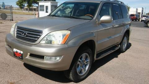 2003 Lexus GX 470 for sale at Motor City Idaho in Pocatello ID