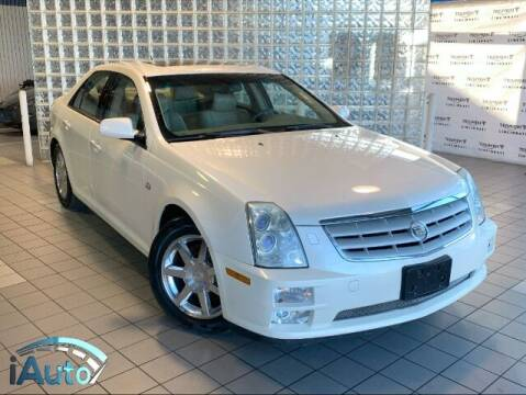 2005 Cadillac STS for sale at iAuto in Cincinnati OH