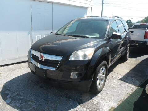 2008 Saturn Outlook for sale at Morelock Motors INC in Maryville TN