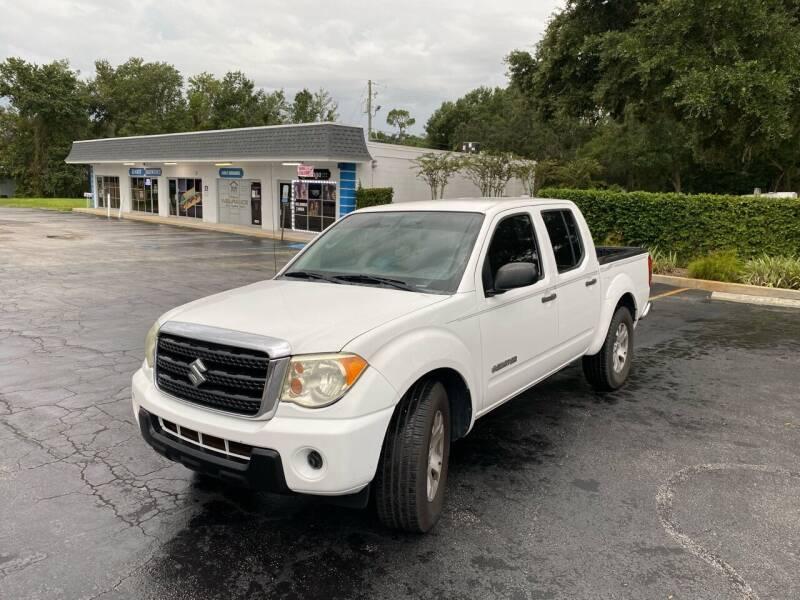2011 Suzuki Equator for sale at Royal Auto Mart in Tampa FL