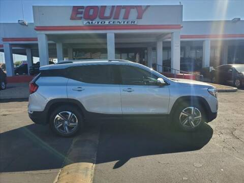 2019 GMC Terrain for sale at EQUITY AUTO CENTER in Phoenix AZ