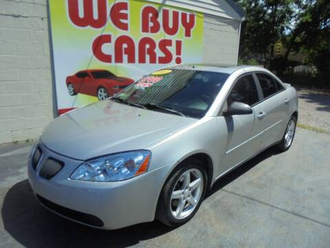 2007 Pontiac G6 for sale at Right Price Auto Sales in Murfreesboro TN