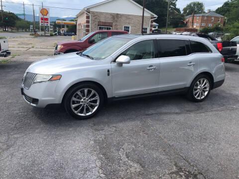 2010 Lincoln MKT for sale at J & J Autoville Inc. in Roanoke VA