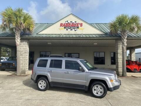 2016 Jeep Patriot for sale at Rabeaux's Auto Sales in Lafayette LA