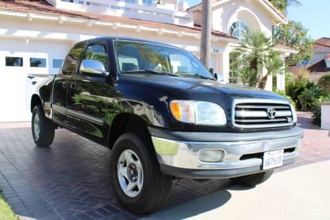 2002 Toyota Tundra for sale at Newport Motor Cars llc in Costa Mesa CA