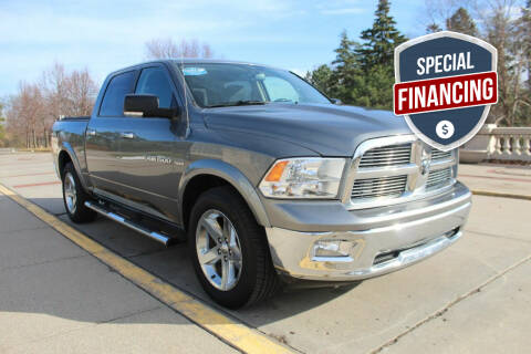 2011 RAM Ram Pickup 1500 for sale at K & L Auto Sales in Saint Paul MN
