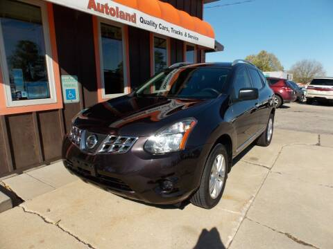 2015 Nissan Rogue Select for sale at Autoland in Cedar Rapids IA