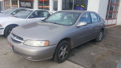 2001 Nissan Altima for sale at Direct Auto Sales+ in Spokane Valley WA