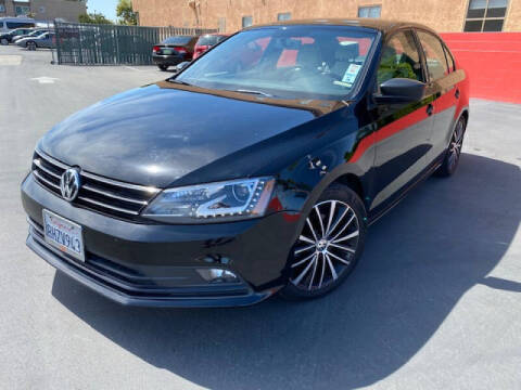 2016 Volkswagen Jetta for sale at CARSTER in Huntington Beach CA