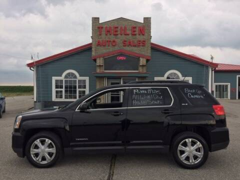 2017 GMC Terrain for sale at THEILEN AUTO SALES in Clear Lake IA