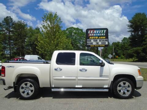 2011 GMC Sierra 1500 for sale at Leavitt Brothers Auto in Hooksett NH