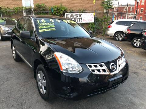 2012 Nissan Rogue for sale at James Motor Cars in Hartford CT