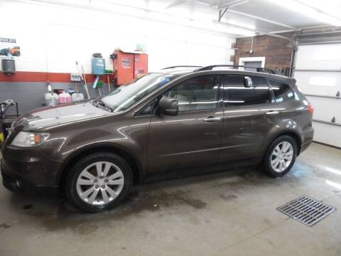 2008 Subaru Tribeca for sale at East Barre Auto Sales, LLC in East Barre VT