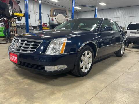 2006 Cadillac DTS for sale at Southwest Sales and Service in Redwood Falls MN