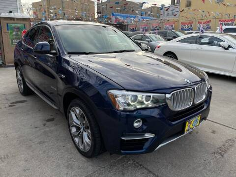 2016 BMW X4 for sale at Elite Automall Inc in Ridgewood NY