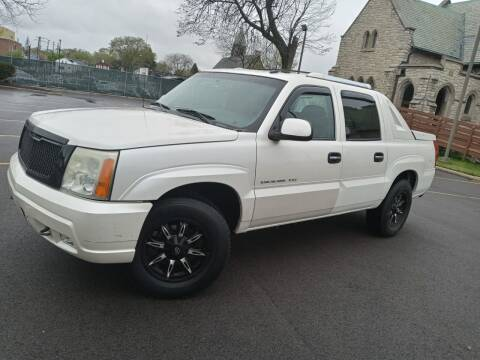 2003 Cadillac Escalade EXT for sale at Your Car Source in Kenosha WI