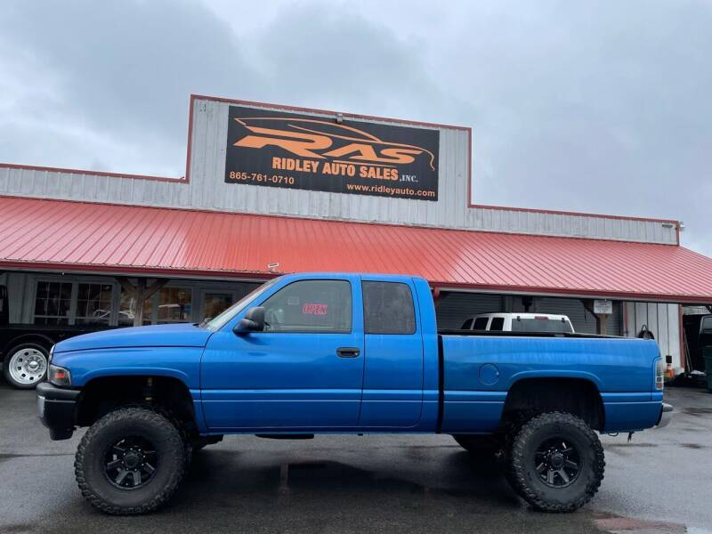 2001 Dodge Ram Pickup 2500 for sale at Ridley Auto Sales, Inc. in White Pine TN