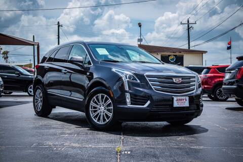 2017 Cadillac XT5 for sale at Jerrys Auto Sales in San Benito TX