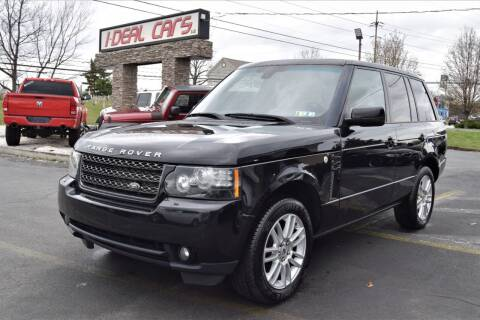 2012 Land Rover Range Rover for sale at I-DEAL CARS in Camp Hill PA