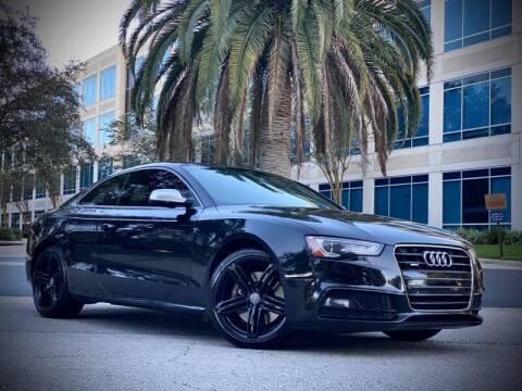 2014 Audi S5 for sale at FALCON AUTO BROKERS LLC in Orlando FL