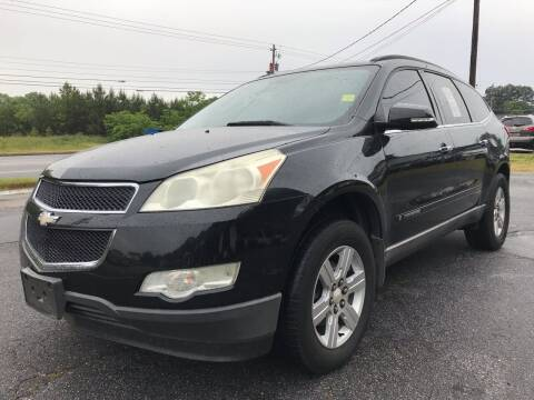 2009 Chevrolet Traverse for sale at ATLANTA AUTO WAY in Duluth GA