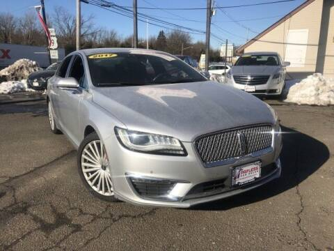2017 Lincoln MKZ for sale at PAYLESS CAR SALES of South Amboy in South Amboy NJ