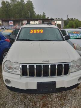 2005 Jeep Grand Cherokee for sale at Finish Line Auto LLC in Luling LA