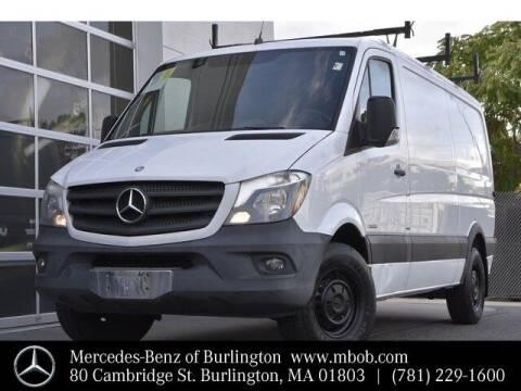 2014 Mercedes-Benz Sprinter Cargo for sale at Mercedes Benz of Burlington in Burlington MA