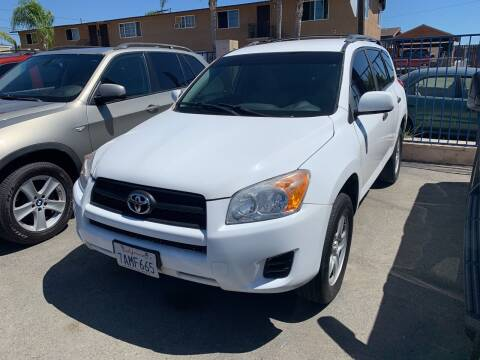 2012 Toyota RAV4 for sale at GRAND AUTO SALES - CALL or TEXT us at 619-503-3657 in Spring Valley CA