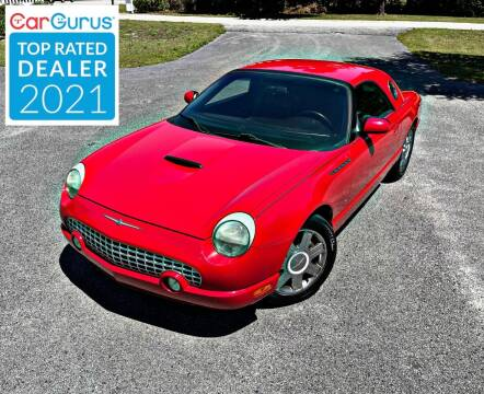 2004 Ford Thunderbird for sale at Brothers Auto Sales of Conway in Conway SC