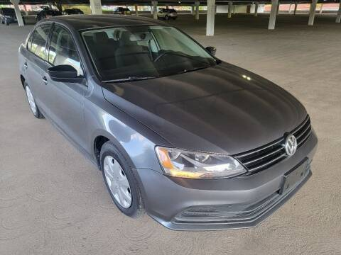 2016 Volkswagen Jetta for sale at Red Rock's Autos in Denver CO