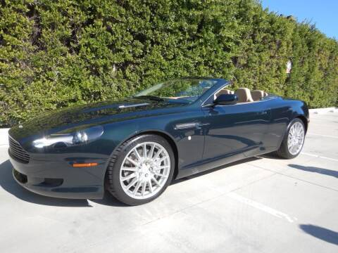 2006 Aston Martin DB9 for sale at California Cadillac & Collectibles in Los Angeles CA