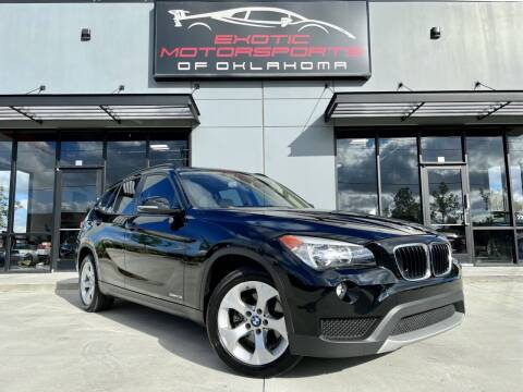 2014 BMW X1 for sale at Exotic Motorsports of Oklahoma in Edmond OK
