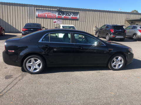 2011 Chevrolet Malibu for sale at Stikeleather Auto Sales in Taylorsville NC