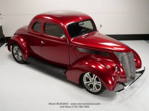 1937 Ford Coupe for sale at Sierra Classics & Imports in Reno NV
