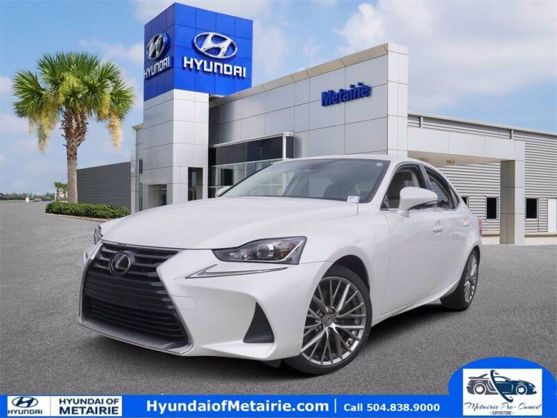 2017 Lexus IS 200t for sale at Metairie Preowned Superstore in Metairie LA