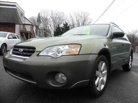 2006 Subaru Outback for sale at P&D Sales in Rockaway NJ